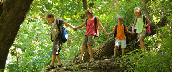 Nature hike for children Fl